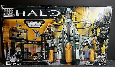 Mega Bloks Halo  Countdown 97017 Building Set New In Box/sealed