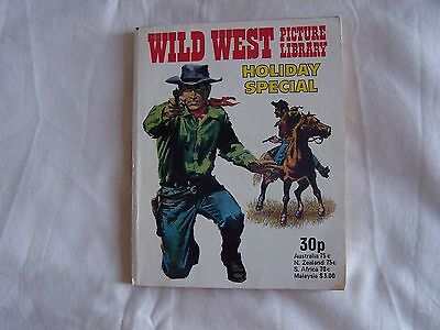 Wild West Picture Library 1977 Holiday Special - Paperback