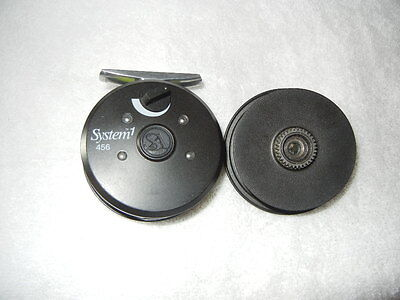Scientific Anglers SYSTEM 1 456 Fly Reel & Extra SPOOL  Great Condition