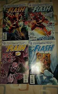 Flash #1-12 - Road To Flashpoint - Nm 1St Prints
