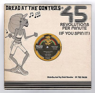 "EDI FITZROY-moonlight lover    dread at the contros 12""   (hear)   roots reggae"