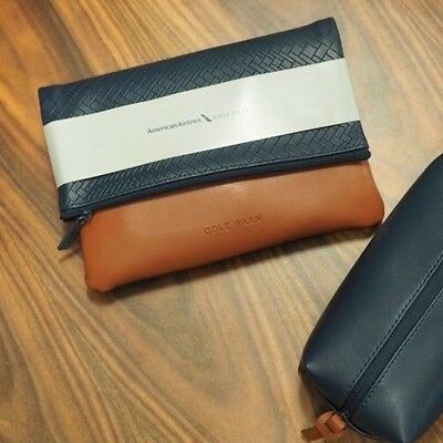**NEW** 2017 American Airlines International First Class Amenity Kit COLE HAAN