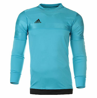 NWT Adidas Youth Entry 15 Goalkeeper Long Sleeve Jersey S29445
