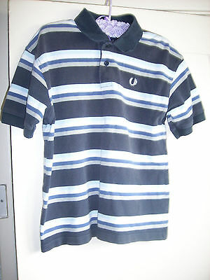 Boy's Fred Perry T-shirt- age 10 - 11