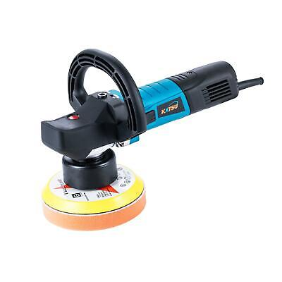 KATSU 600W Power Dual Action Polishing Machine Car Boat Motorbike Polisher 150MM