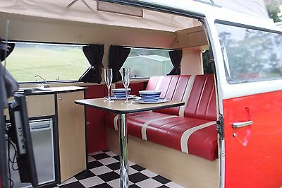VW KOMBI CAMPERVAN HIRE - Automatic