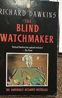 The Blind Watchmaker by R Dawkins (Paperback,1990 Open University Course A203