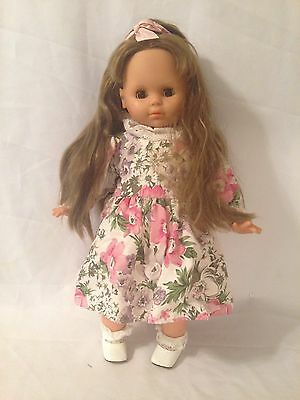 "Zapf Creation Max 55-17 19"" Vinyl Poupee Girl Germany Doll"