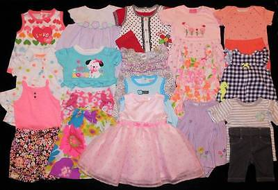 Baby Girls 3/6 Months Summer Outfits Clothes Lot Free Shipping!
