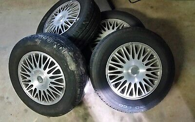 holden commodore mag wheels x 4 15 inch