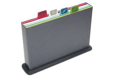 Joseph Joseph Index Chopping Board Set | Graphite | Superior Quality