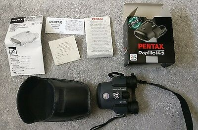 Pentax Papilio 8.5 x 21 Close Focus Binoculars