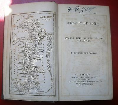 The History of Rome, 1848