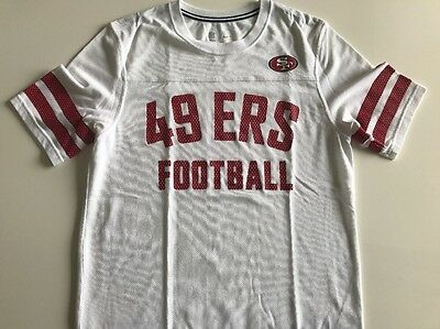San Francisco 49ers T-shirt Nike NFL team Apparel M