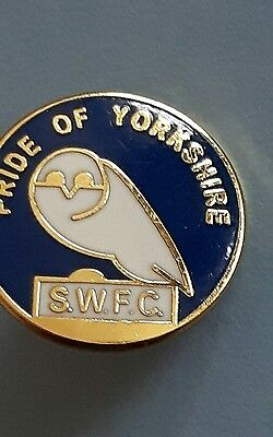 Sheffield wednesday (Pride of Yorkshire) Badge