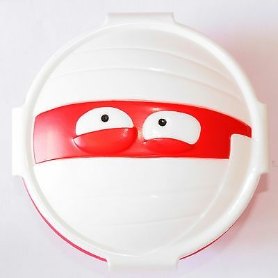 RED NOSE DAY 2017 - SNACK POT plastic food container - NEW Comic Relief Charity