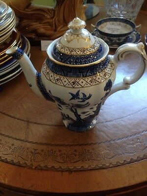 Booths Real Old Willow A8025 Coffee Pot