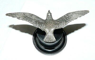 Vintage flying BIRD small car MASCOT or orniment.