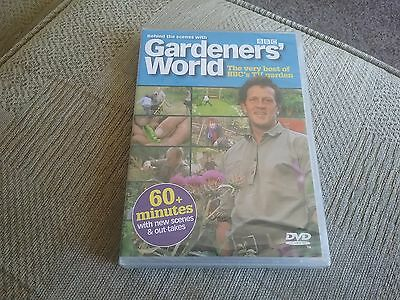 Gardeners world dvd new and sealed