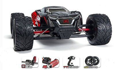 Arrma AR106020 Fazon 6s BLX 4WD Monstertruck 2.4 GHz RTR 1:8