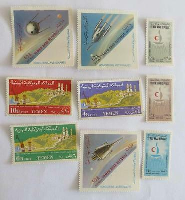 Yemen small collection most unused