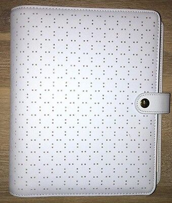 Kikki K Blue Leather Planner