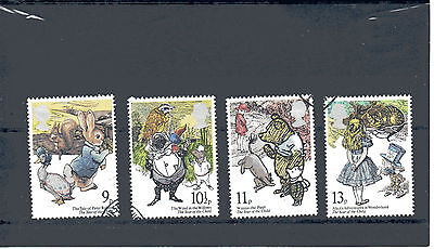 1979 Year Of The Child Superb Used Set (From First Day Cover)