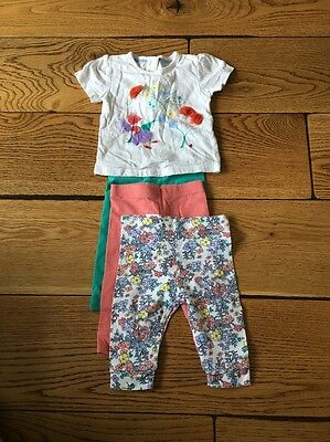 Marks & Spencer Baby Girls Outfit Bundle 3-6 Months