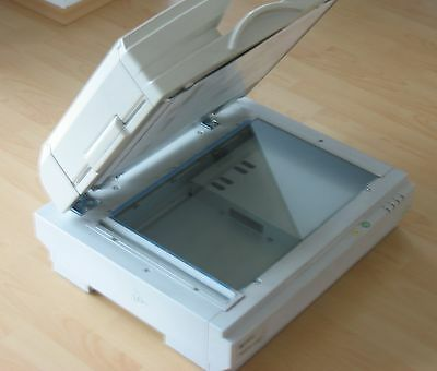 █► Ricoh Aficio IS 330 DC A3 Color Scanner SCSI Flachbett Feeder [2]