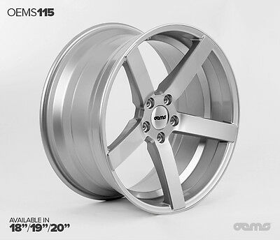 """20""""oems 115 sp alloy wheels for bmw 3/5/6/7 series x3/x5/x6/vw t5 stag/concave"""