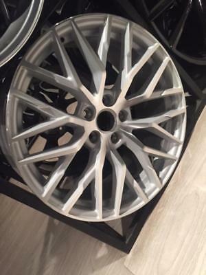"""19""""new r8 alloy wheels audi/passat/skoda/sharan/seat/a4/a6/a5 with tyres"""