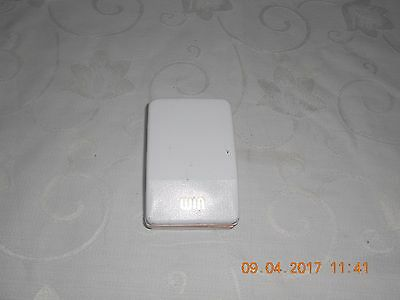 Vintage WIN gas lighter in box