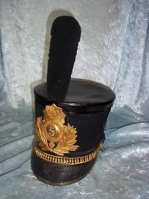 1867 USA Maryland National Guard Shako 5th Brigade