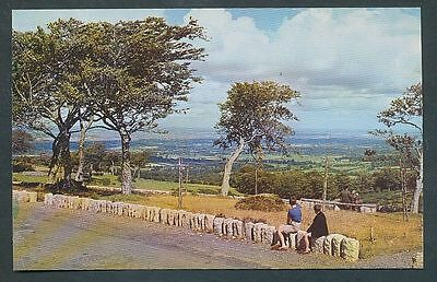 11942 AK, Dublin City and Bay From The Dublin Mountains