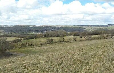 3.5 Acres of Land for Sale in Llanellil, Carmarthenshire, West Wales