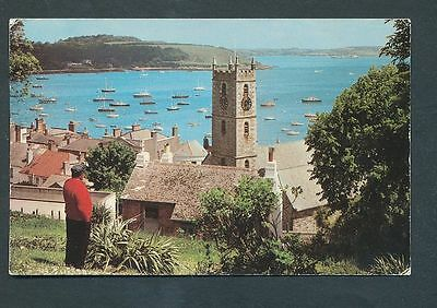 11977 AK, The Parish Church and Harbour Falmouth