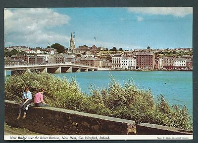 19696 AK, New Bridge over the River Barrow, New Ross
