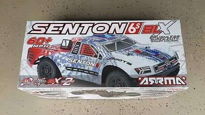 Arrma Senton RC Brushless Short Course Truck Car Remote Control