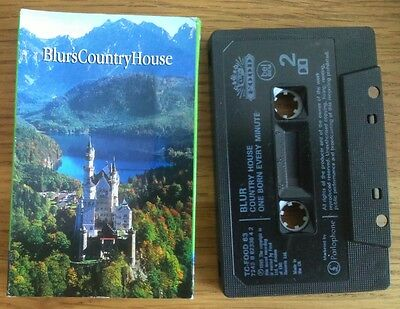 BLUR Country House CASSETTE