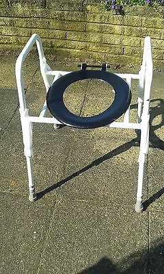 Disability / Mobility Aid - Toilet Seat and Frame