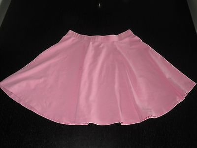 Girls Pink Skirt By H&M Age 10-12