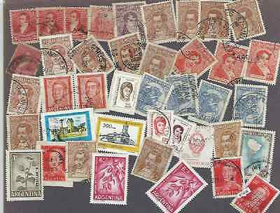 #7608 ARGENTINA  Clearance Lot Used & Mint