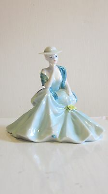 Coalport Figurine Lady of Fashion HAYLEY. 1st quality in excellent condition.