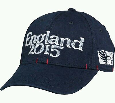 Rugby World Cup 2015 -England 2015 Cap - NAVY - Official Product