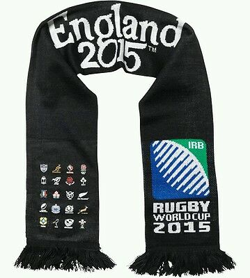 Rugby World Cup 2015 - Tournament Scarf - BNWT