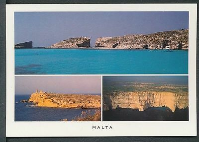 32262  AK, Spectacular sheer cliffs and beautiful landscapes,  Malta