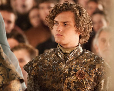 "Finn Jones 10"" X 8"" Photo Ser Loras Tyrell The Knight Of Flowers Game Of Thrones"