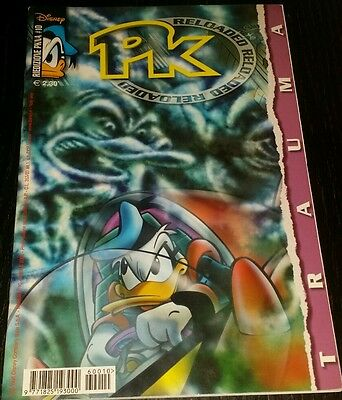 PK RELOADED RIEDIZIONE PKNA Paperinik new adventures 10 #10 Trauma