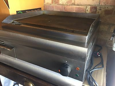 Lincat Griddle Electric GS6 Steak & Burger Grill  13amp single phase