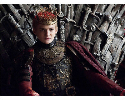 "Jack Gleeson 10"" X 8"" Photo King Joffrey Baratheon Game Of Thrones Irish Actor"